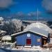 Hütte auf dem Ruppberg bei Zella-Mehlis . Thüringen (Foto: Jens Gutberlet)